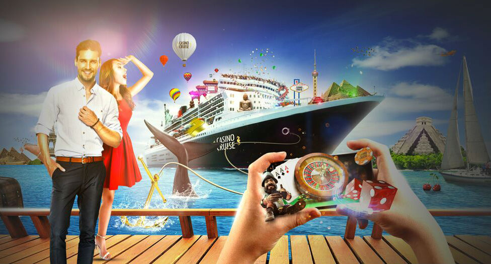 Casino Cruise welcome offer